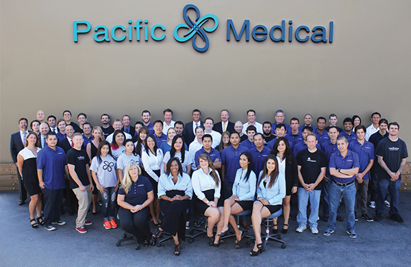 Contact pacific medical